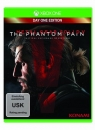 Metal Gear Solid V: The Phantom Pain  D1 Version!- XBOX One