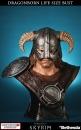 The Elder Scrolls V Skyrim Büste 1/1 Dragonborn 64 cm