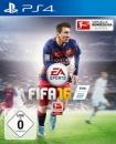 Fifa 16 - Playstation 4- Fußballspiel