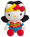 Hello Kitty DC Comics Plüschfigur Wonder Woman 40 cm