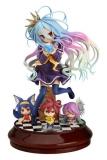 No Game No Life Statue 1/7 Shiro 20 cm