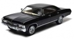 Supernatural Diecast Modell 1/18 1967 Chevrolet Impala Sport Sedan