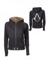 Assassins Creed Syndicate Girlie Kapuzenjacke Logo