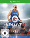 NBA Live 16 - XBOX One - Basketballspiel