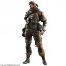 Metal Gear Solid V Play Arts Kai Action Figure Venom Snake Spiltter Ver. heo EMEA Exclusive 27 cm