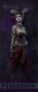 Sideshow Collectibles Banner Court of the Dead Queen of the Dead 50 x 122 cm