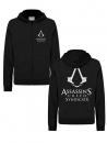 Assassins Creed Syndicate Kapuzenjacke Logo Black