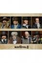 The Hateful Eight Actionfiguren 20 cm Sortiment