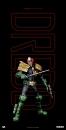 2000 AD Actionfigur 1/12 Judge Dredd 16 cm