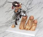 Attack on Titan Statue 1/7 Mikasa Ackerman 23 cm