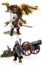 Assassin´s Creed Mega Bloks Bausets Sortiment War Machine