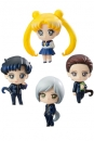 Sailor Moon Petit Chara Sammelfiguren 4er-Pack Three Lights 6 cm