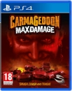 Carmageddon Max Damage - Import (AT) - Playstation 4