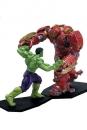 Avengers Age of Ultron Metall Minifiguren Doppelpack Hulk vs Hulkbuster 11 cm