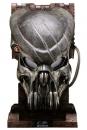 Alien vs. Predator Replik 1/1 Battle Damaged Celtic Predator Maske 50 cm