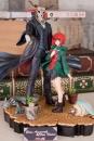 The Ancient Magus Bride PVC Statue Elias Ainsworth & Hatori Chise Set Special Edition 20 cm