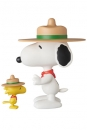 Peanuts VCD Vinyl Figuren Set Beagle Scout Snoopy & Woodstock