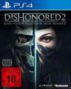 Dishonored 2: Das Vermächtnis der Maske - Playstation 4