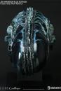 Aliens Replik 1/1 Alien Warrior Kopf Blue Edition 45 cm