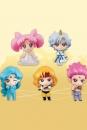 Sailor Moon Petit Chara Pretty Guardian Sammelfiguren 5er-Pack Sailor Moon SuperS 6 cm