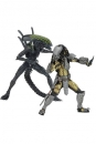 Alien vs. Predator Actionfiguren Doppelpack Battle Damaged Celtic vs Battle Damaged Grid 20-23 cm