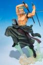 One Piece FiguartsZERO PVC Statue Lorenor Zorro Battle Ver. -Ultra-gari- 20 cm
