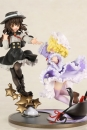 ZUNs Music Collection PVC Statue Secret Sealing Club Renko Usami & Maribel Hearn 13 cm