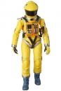 2001: Odyssee im Weltraum MAF EX Actionfigur Space Suit Yellow Ver. 16 cm