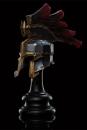 Der Hobbit Die Schlacht der Fünf Heere Replik 1/4 War Helm of Dain Ironfoot 18 cm