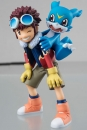 Digimon Adventure 2 G.E.M. Serie PVC Statue Davis Motomiya & Veemon 14 cm