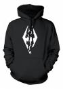 The Elder Scrolls V: Skyrim Hoodie Dragon Symbol