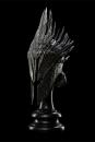 Der Hobbit Die Schlacht der Fünf Heere Replik 1/4 War Helm of The Witch King 24 cm
