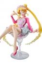 Sailor Moon Sweeties Statue Usagi Tsukino (Sailor Moon) Fruit Shop Ver. 16 cm