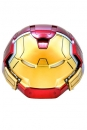 Avengers Age of Ultron Bluetooth-Lautsprecher 1/2 Iron Man Mark XLIV Hulkbuster Helm 25 cm