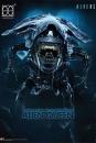Aliens Hybrid Metal Actionfigur Alien Queen 18 cm