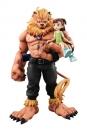 Digimon Tamers G.E.M. Serie PVC Statue Leomon & Kato Jyuri 19 cm