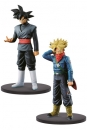 Dragonball Super Warriors Vol. 2 DXF Figuren 18 cm Super Saiyan 2 Trunks & Goku Black Sortiment