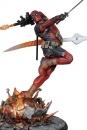 Marvel Comics Premium Format Figur Deadpool Heat-Seeker 61 cm