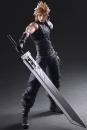 Final Fantasy VII Remake Play Arts Kai Actionfigur No. 1 Cloud Strife 28 cm