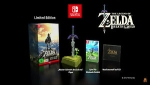 The Legend of Zelda: Breath of the Wild  Limited Edition - Nintendo Switch - 04.03.17