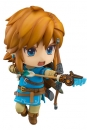 The Legend of Zelda Breath of the Wild Nendoroid Actionfigur Link 10 cm