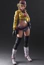 Final Fantasy XV Play Arts Kai Actionfigur Cindy Aurum 28 cm