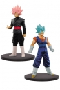 Dragonball Super Warriors DXF Figuren 18 cm Super Saiyan Blue Vegito & Goku Black Sortiment