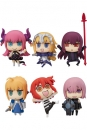 Fate/Grand Order Mini-Figuren 4 cm Sortiment