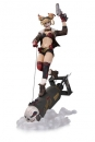 DC Comics Bombshells Deluxe Statue 1/8 Harley Quinn 37 cm