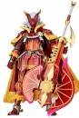 Monster Hunter X Vulcanlog Monhan Revo Actionfigur Hunter Swordsman Kaiser X Series 16 cm