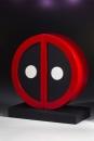 Marvel Comics Buchstützen Deadpool Logo 16 cm