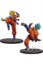 Dragonball Super Son Goku Fes Figuren 20 cm SSJ Goku & SSJ God Goku Sortiment