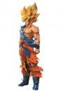 Dragonball Z Master Stars Piece Figur Super Saiyajin Goku Manga Dimensions 34 cm