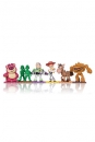 Toy Story Mini Egg Attack Figuren 6-er Pack 9 cm